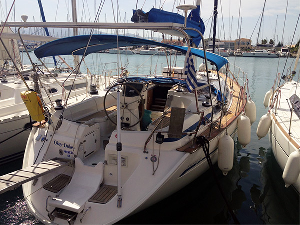 Meganisi Sailing - Bavaria 42 Owners Version
